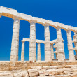 Greece Temple to the Gods - Stock fotografie