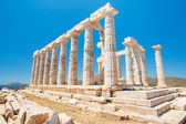 Greece Temple to the Gods — Stock Photo