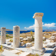 Greece Temple to the Gods - Stockfoto