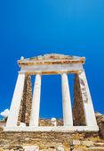 Yunanistan tapınağı tanrıların — Stok fotoğraf