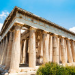 Ancient Temple Greek Ruins Acropolis - Stock Photo