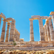Ancient Temple Greek Ruins Acropolis — Stock Photo #11521145