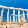 Ancient Temple Greek Ruins Acropolis — Stock Photo #11521147