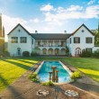Luxury Estate - Stock Photo