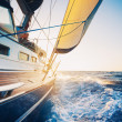 Royalty-Free Stock Photo: Sailing