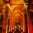Basilica Cistern - Stock Photo