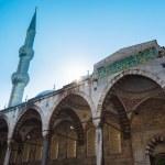 Beautiful Blue Mosque — Stock Photo