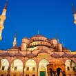 Mosque at Sunset - Stock Photo