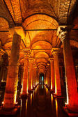 Basilica Cistern — Stock Photo