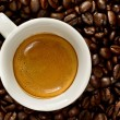 Cup of espresso — Stock Photo