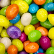 Bright multi colored candies — Stock Photo
