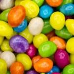 Bright multi colored candies — Stock Photo