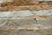 Soil layers — Stock Photo
