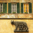 Italian wall - Photo