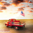 American spirit - Foto Stock