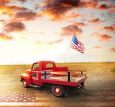 American spirit — Stock Photo