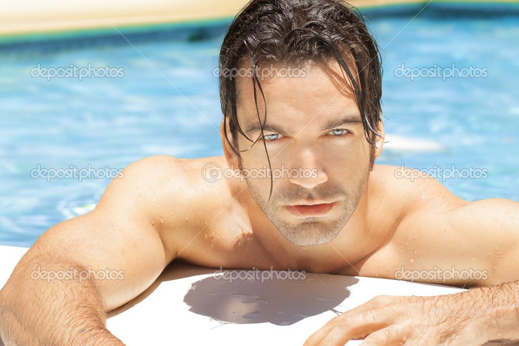This is how to attract ladies at the pool for Pool guy show