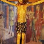 Jesus on cross — Stock Photo