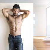 Hombre sexy — Foto de Stock