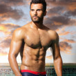 Man with abs - Photo
