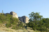 Mountain Crimea in Ukraine — Foto Stock