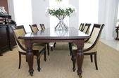 Dining room — Zdjęcie stockowe