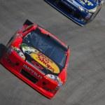 NASCAR 2012: Sprint Cup Series FedEx 400 Benefiting Autism Spea — Stock Photo