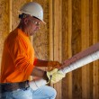 Stock Photo: Male Construction Worker