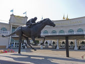 Churchill Downs — Fotografia Stock