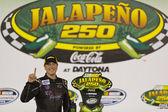 NASCAR 2012: Nationwide Series Subway Jalapeno 250 JUL 06 — Stock Photo