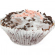 Stock Photo: Muffins with chocolate chips