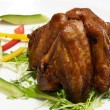 Chicken wing — Stock Photo #10979800