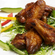 Chicken wing — Stock Photo #10979803