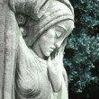 Stock Photo: Mystical female statue
