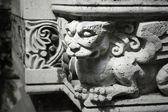 Gothic statue — 图库照片