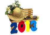 Vacation 2013 — Stock Photo