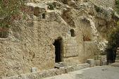 Jesus christ tomb israel — Stock Photo