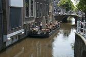 Delft kayan teras — Stok fotoğraf