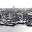 Stock Photo: View on Amsterdam