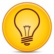 Light Bulb — Vettoriali Stock
