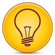 Light Bulb — Stock Vector