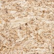Royalty-Free Stock Photo: Close up of a recycle compressed wood surface