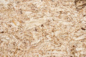 Close up of a recycle compressed wood surface — Stock Photo