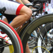 Bike Race Anticipation — Stockfoto