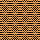 Orange & Black Chevron Paper — Stock Photo