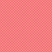 Strawberry Shortcake Plaid Paper — Stock Photo