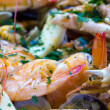 Shellfish sauce — Stock Photo