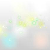 Clip art circle background — Stock Photo