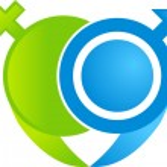 Sex symbol — Stock Vector