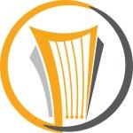gebäude-logo — Stockvektor